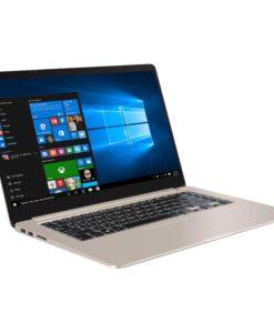 Laptop Asus Vivobook S510UA-BQ203 i5-7200U/4GB/500GB(Vàng) Hoàng Sơn Computer