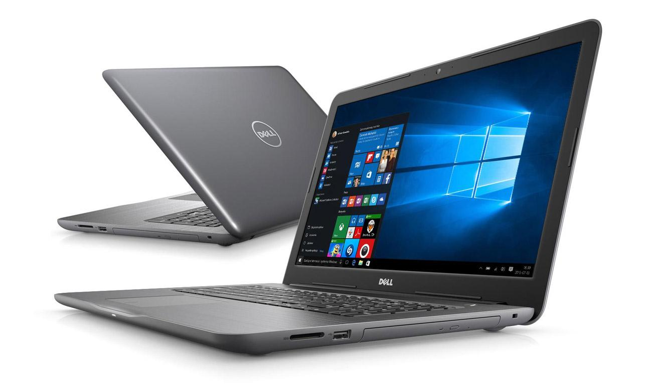 Laptop Dell Inspiron 5767 i5-7200/8GB/1TB/Vga4GB/Win10(Xám)