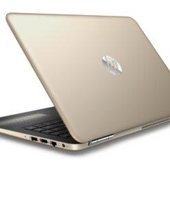 Laptop HP Pavilion 14-AL115TU i3-7100/4GB/500GB)Vàng)