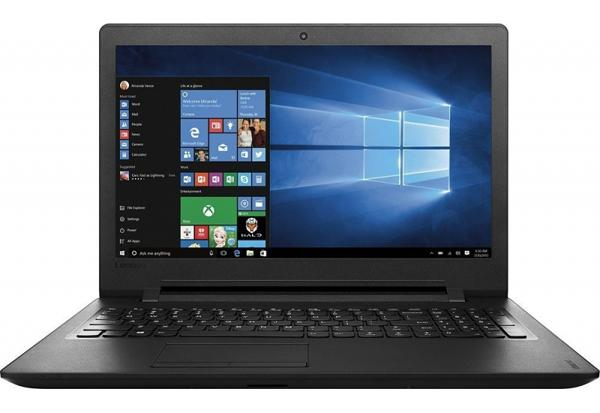 Laptop Lenovo IdeaPad 110-15ISK i3-6100U/4GB/1TB(Đen)