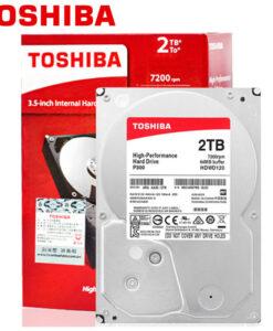 Ổ cứng HHD TOSHIBA 2TB
