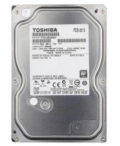 Ổ cứng HHD TOSHIBA 500GB