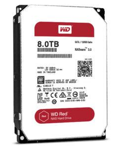 Ổ cứng HHD WesternDigital 8TB