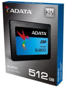 Ổ cứng SSD ADATA 512GB