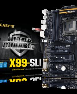 Bo mạch chủ Gigabyte GA-X99P-SLI Socker 2011 Hoàng Sơn Computer