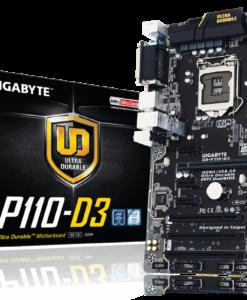 Bo mạch chủ Gigabyte GA-P110-D3 Socket 1151 Hoàng Sơn Computer