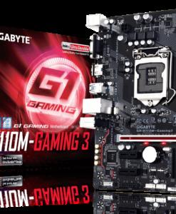 Bo mạch chủ Gigabyte GA-H110M-Gaming 3 (rev. 1.0)  Socket 1151 Hoàng Sơn Computer