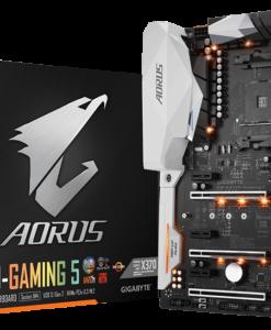 Bo mạch chủ Gigabyte GA-AX370-Gaming 5 Socket AM4 Hoàng Sơn Computer