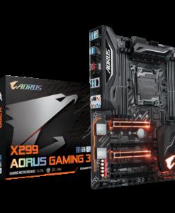 Bo mạch chủ Gigabyte GA-X299 AORUS Gaming 3 Socker 2066 Hoàng Sơn Computer