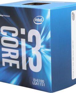 CPU Intel Core i3 6100 3.7 Ghz Cache 3MB Socket 1151 (Gen 6 - Skylake) Hoàng Sơn Computer