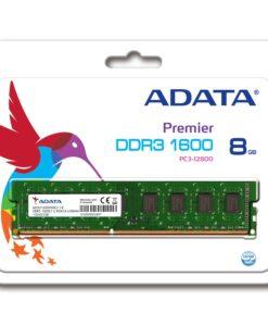 RAM ADATA 8GB DDR3 1600 Hoàng Sơn Computer
