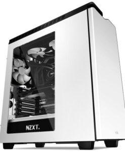 Case máy tính NZXT H440 Plus-W White