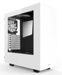 Case máy tính NZXT S340 White