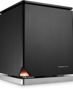 Case máy tính Xigmatek Nebula Black