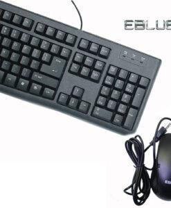 Combo chuột phím EBLUE Eblue 045 Pro- EMS645
