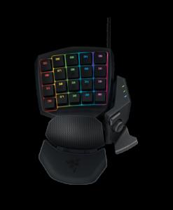 Keypad Razer  Orbweaver Chroma