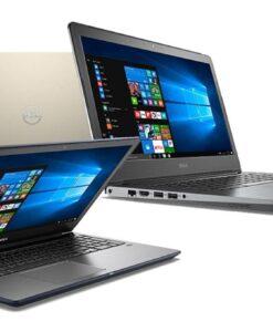 Laptop Dell Vostro 5568 (V5568D) i3-7100U/4GB/500GB/Win10(Vàng)