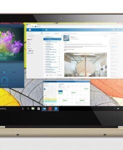 Laptop Lenovo YOGA 520-14IKB i5-7200U/4GB/1TB/Win10(Vàng) Hoàng Sơn Computer