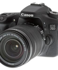 Máy ảnh DSLR Canon EOS 70D EF-S18-55 IS STM