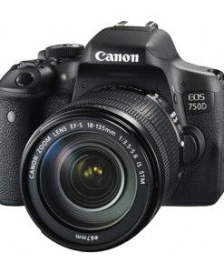 Máy ảnh DSLR Canon EOS 750D EF-S18-55 IS STM