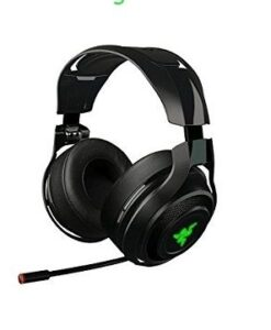 Tai nghe  Razer ManOWar-Wireless PC Gaming