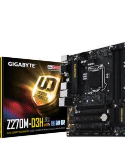 Bo mạch chủ Gigabyte GA-Z270M-D3H Socket 1151 Hoàng Sơn Computer