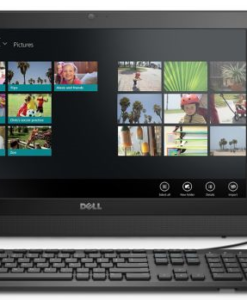 Máy tính All in one Dell Inspiron 3064T i3-7100/4GB/1TB (Đen)