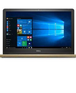 Laptop Dell Vostro V5568D i3-7100/4G/500G/vGA 2G/Win 10(Vàng) Hoàng Sơn Computer