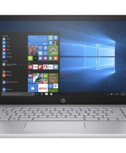Laptop HP Pavilion 14-bf016TU Core i3-7100U/4GB/1TB(Bạc) Hoàng Sơn Computer