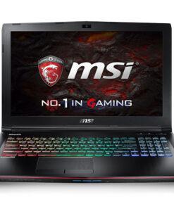 Laptop MSI GE62 7RE-029XVN I7-7700HQ/16GB/1TB+128G SSD/NV-GTX1050Ti:4G/DVDRW/15.6 Hoàng Sơn Computer