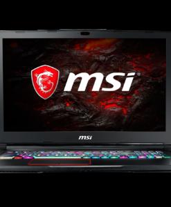 "Laptop MSI GE73VR 7RF-072XVN i7-7700HQ/17.3"" FHD 120Hz 5ms/16GB /128GB*2 PCIe + 1TB 7200/GTX 1070 8GB GDDR5 /No ODD"