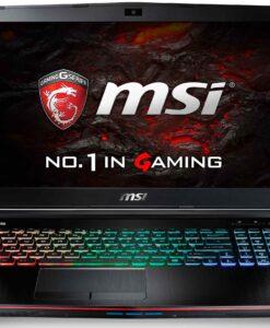 "Laptop MSI GP62M 7REX-1497XVN i7-7700HQ/15.6"" FHD IPS/16GB /128G+1TB 7200/GTX 1050TI 4GB/No ODD"