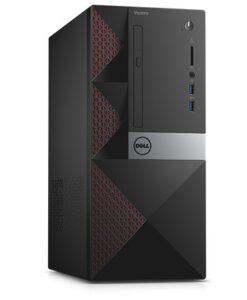 Máy tính đồng bộ Dell Vostro 3668ST i7-7700/8GB/1TB (Đen)