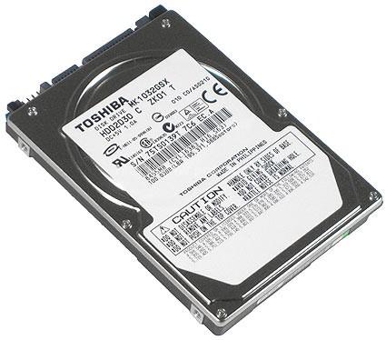 Ổ cứng HDD Laptop Toshiba 500GB