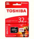 Thẻ nhớ Toshiba 32GB MicroSD Retail