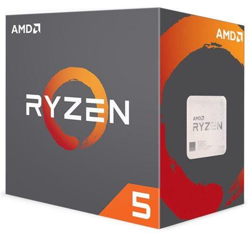 CPU AMD Ryzen 5 1600X (3.6 GHz