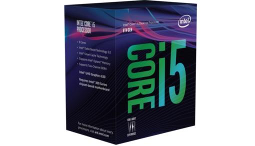 CPU Intel Core i5 8400 2.8 Ghz Cache 9MB Socket 1151v2