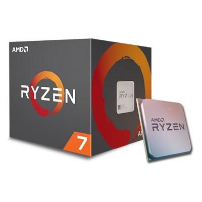 CPU AMD Ryzen 7 1700X (3.4 GHz