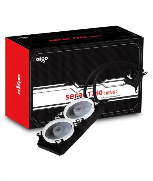 Tản nhiệt nước Aigo Serac T240 (RING)