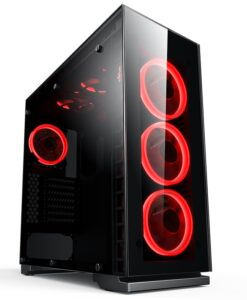 Case máy tính Aigo Crystal Hoàng Sơn Computer