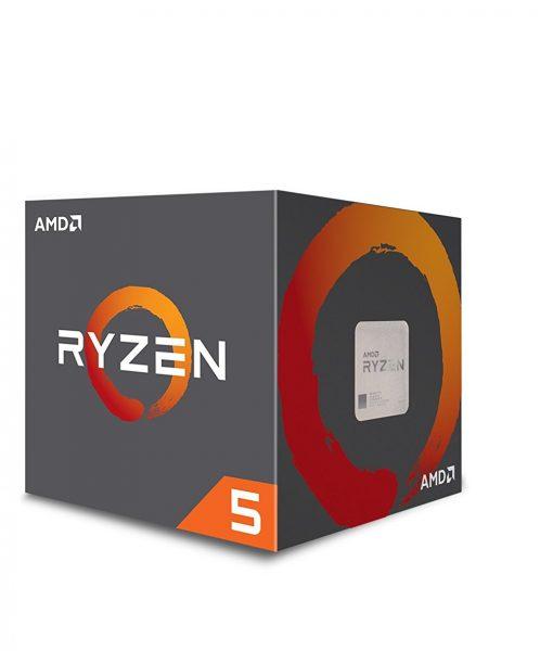 CPU AMD Ryzen 5 1600 (3