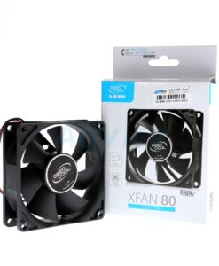 Fan case Deepcool X-Fan 80