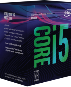 CPU Intel Core i5 8600K 3.6 Ghz Cache 9MB Socket 1151v2