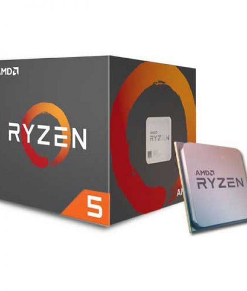 CPU AMD Ryzen 5 1400 (3.2 GHz