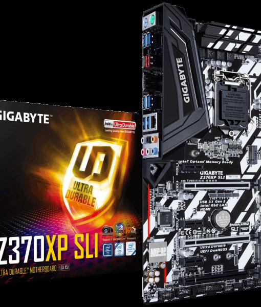 Bo mạch chủ Gigabyte Z370XP SLI