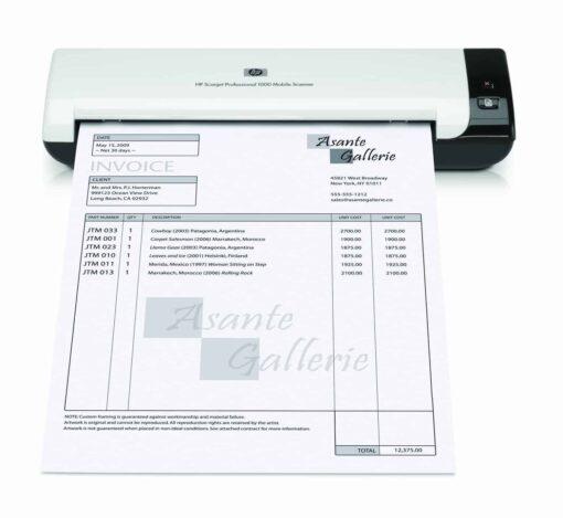 Máy scan HP Scanjet 1000 Mobile