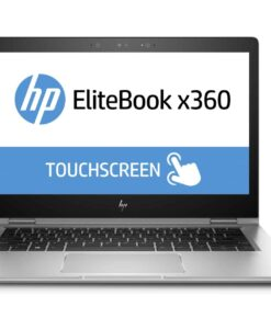 Laptop HP EliteBook x360 1030 G2 Core i7-7600U/8GB/256GB SSD/Windows 10 (Bạc)