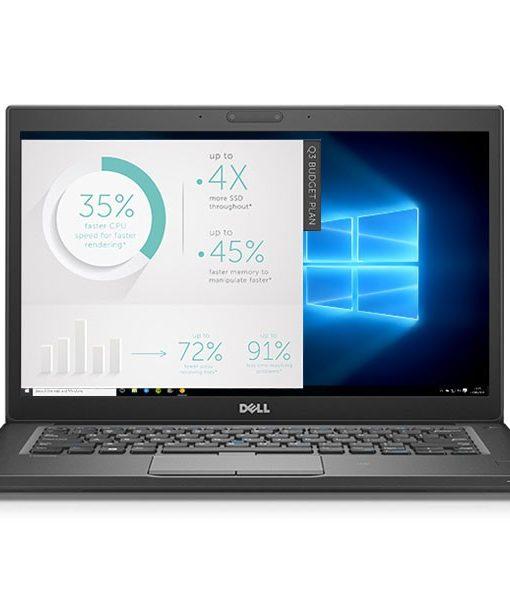 Laptop Dell Latitude E7470 Core i7-6600U/8GB/SSD 256GB/Windows 10 (Đen)