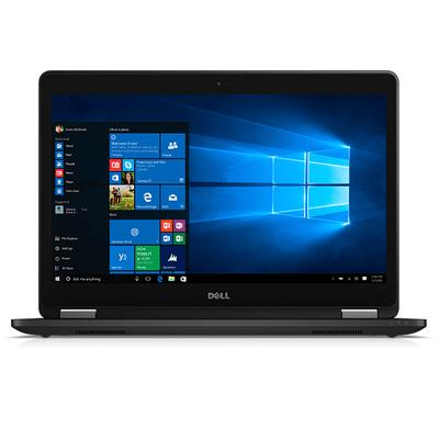 Laptop Dell Latitude E7470 Core i5-6300U/8GB/SSD 256GB/Windows 10 (Đen) Cảm ứng