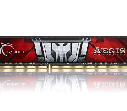 Ram GSkill DDR3 4GB bus 1600 F3-1600C11S-4GIS